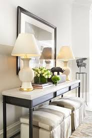 Entry Console Table Best 25 Console Table Decor Ideas On Pinterest Foyer Table