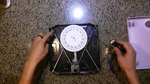 how to fix an analog dial bathroom scale youtube