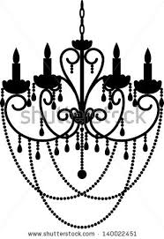 Black Chandelier Clip Art Black Chandelier Stock Images Royalty Free Images U0026 Vectors