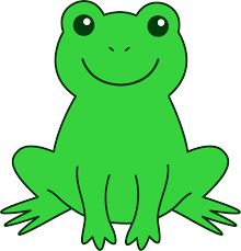 cartoon picture of a frog free download clip art free clip art