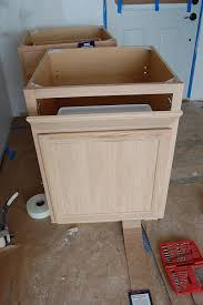 Bathroom Sink Base Cabinet How To Convert A Base Cabinet Into A Sink Base And How To Make It