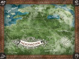 Fantasy Map My Stockholm Home Area In The Form Of A Fantasy Map Worldbuilding