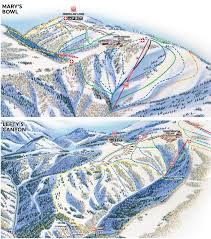Eden Utah Map by New Ski Lifts For New Year Powder Mountain Photo Tour Snowbrains