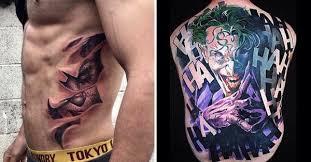tattoo pictures joker 20 twisted dc s joker tattoos tattoodo