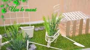 tutorial miniature garden con la serra socker di ikea youtube