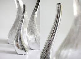 m size 41 5cm high home decoration silver vase european flower