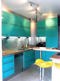 beautiful cuisine bleu turquoise ideas design trends 2017