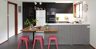 simple kitchen makeover bunnings warehouse before and after 25