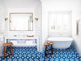 white bathroom floor tile ideas 28 creative tile ideas for the bath and beyond freshome com