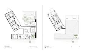 site plans for houses gallery of five houses weber arquitectos 16 house