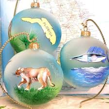 florida ornament by ornaments to remember