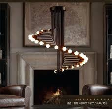 Spiral Pendant Ceiling Light Light Spiral Pendant Ceiling Light