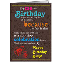funny romantic printable happy birthday cards for husband india