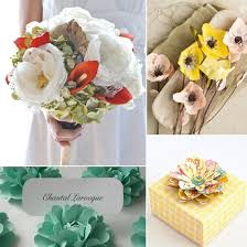 Flower Decorations For Hair Paper Flowers For Party Decorations Popsugar Home