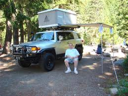 jeep camping gear corey u0027s 2007 fj cruiser built for expedtion overland u0026 daily