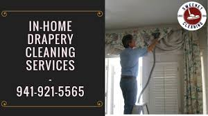Upholstery Cleaning Sarasota Drapery Cleaning Sarasota Curtain Cleaning Services Youtube