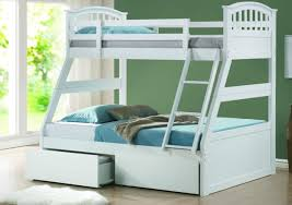 Futon Bunk Beds With Mattress Included Roselawnlutheran - Futon bunk bed with mattresses