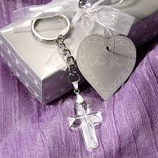 religious party favors 100pcs lot free shipping choice collection cross key