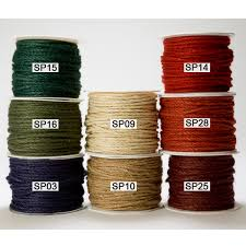 wholesale burlap ribbon 1 8 inch cord burlap ribbon may arts wholesale ribbon