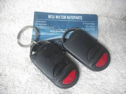 lexus is200 key fob reprogramming 2 x genuine nissan terrano 2 remote control key fobs