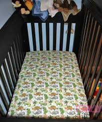 Diy Crib Bedding Set And Easy Crib Sheets Totally Stitchin
