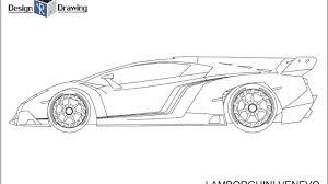 lamborghini veneno sketch dibujando un lamborghini venevo en autocad 2016 design drawing
