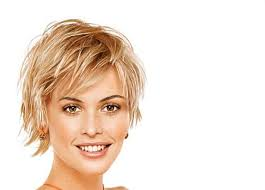 short hairstyles for oval faces short thin hair thin hair and