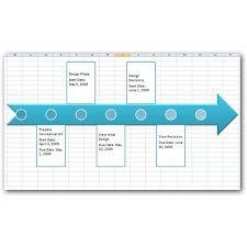 Free Excel Timeline Template Excel Timeline Template Vnzgames