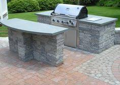 Outdoor Patio Grill Island Outdoor Kitchens In New Jersey Backyard Pinterest Kitchens