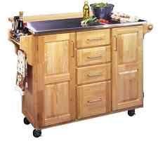 metal kitchen islands metal kitchen islands kitchen carts ebay