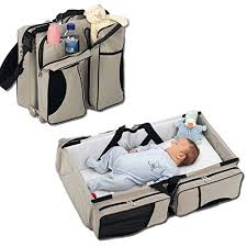 Changing Table Portable Bag Travel Bassinet Changing Station 3 In 1 Boxum