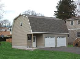 Garage With Apartment Cost by Attic Car Garages For 2 Cars Buy Direct From Pa