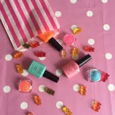 make me amazing pick and mix nail gel plus glitter collection
