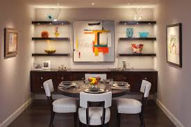 dining room serving cabinet living room living room floating shelves with black solid wood