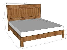 Dimensions Of Bunk Beds by King Size Bed Different Bed Sizes Found At The Market Furni