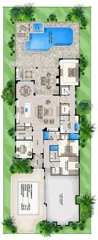 florida home floor plans plan 86027bw florida living with wonderful outdoor space