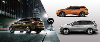 nissan canada grad program 2016 nissan rogue vs 2016 nissan murano vs 2016 nissan pathfinder