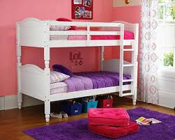 Bunk Bed With Mattress White Bunk Beds Walmart Decorationcapricornradio Homes
