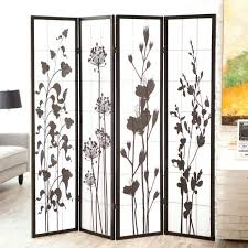 Temporary Room Divider With Door Room Dividers Temporary Room Divider With Door Image For A
