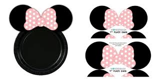 minnie mouse party guide parties