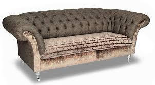 Fabric Chesterfields Sofa - Fabric chesterfield sofas