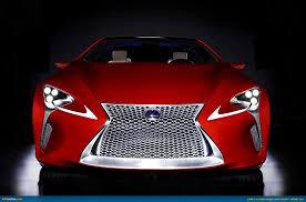 lexus concept coupe ausmotive com detroit 2012 lexus lf lc concept