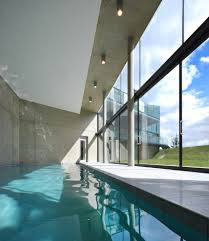 indoor swimming pool enclosures pool industrial with double height
