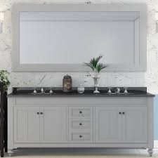 Vanity 72 Double Sink Darby Home Co Cabery 72