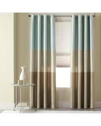 spooktacular savings on studio trio grommet top curtain panel