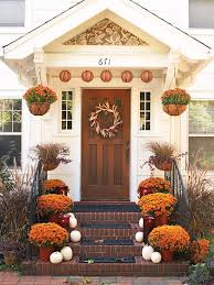 Fall Harvest Outdoor Decorating Ideas - ideas for fall decorating curb appeal fall harvest and front stoop