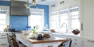 blue tile kitchen backsplash backspalsh decor