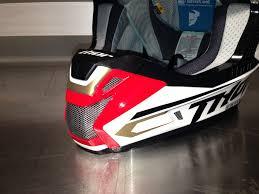 bell red bull motocross helmet product report thor verge helmet transworld motocross