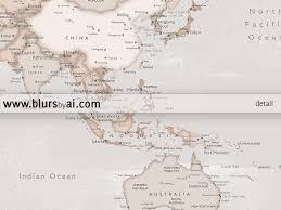 Printable World Map 60x40