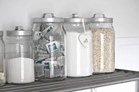 clear kitchen canisters clear glass kitchen canister sets adorable glass kitchen